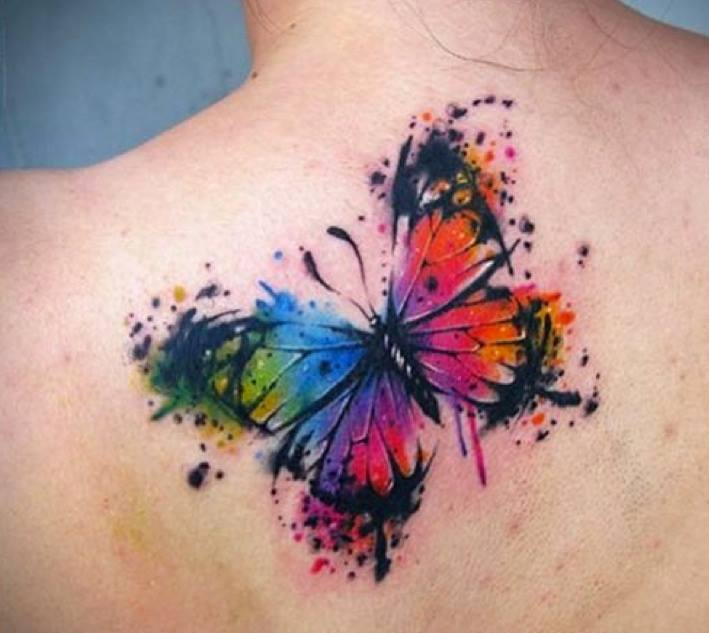 2b35f633a 50 Really Beautiful Butterfly Tattoos Designs And Ideas With Meaning