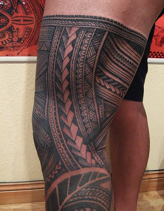 maori tattoos designs