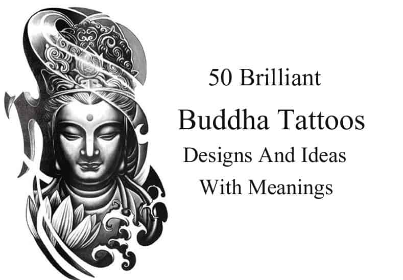 buddha tattoos designs and ideas for men women
