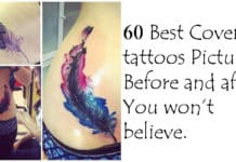 Cover ups tattoos desgins and ideas before and after