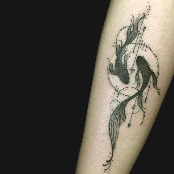 40 Constellation Tattoos For Men – Star Formation Designs