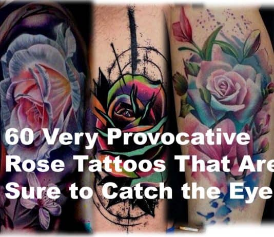 rose tattoos designs and ideas