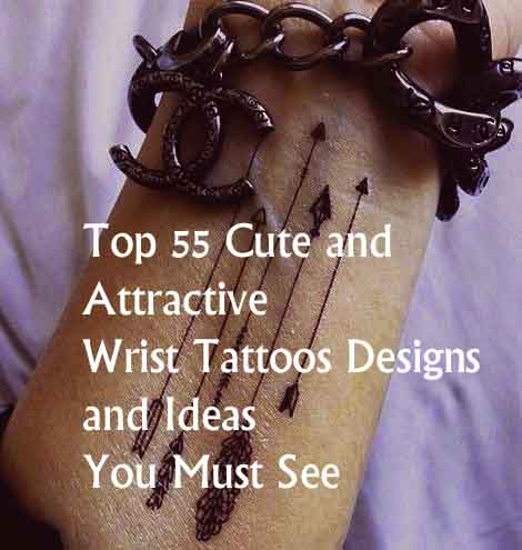 Top 55 cute and attractive wrist tattoos designs you must for Best check designs