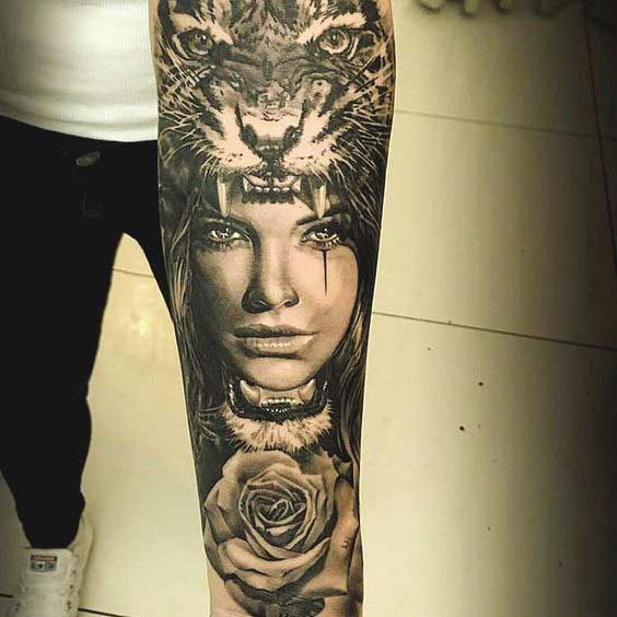 popular tattoo designs for forearms tattoos