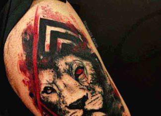 Best-lion-tattoos-for-men