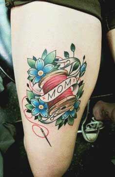 Best Mom tattoos