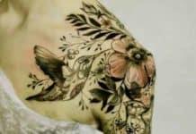 best-floral-tattoos