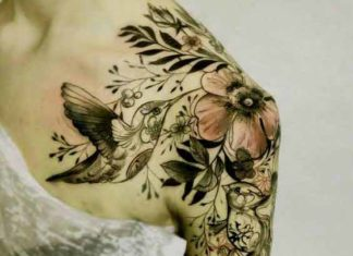 best-floral-tattoos