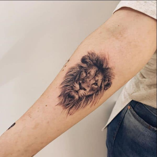 Lion Tattoo 63 Brilliant Lion Tattoos Designs And Ideas